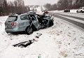 Авария в Ровенской области