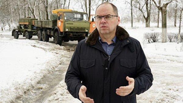 Председатель Одесской областной государственной администрации Максим Степанов