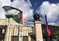 Памятник Гагарину установили в Вифлееме