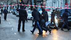 В центре Одессы — перестрелка: ранены трое полицейских, преступник убит