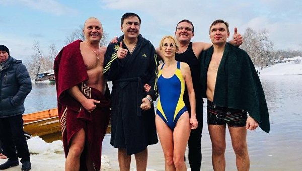 ВТбилиси ожидают решения украинской столицы поэкстрадиции Саакашвили