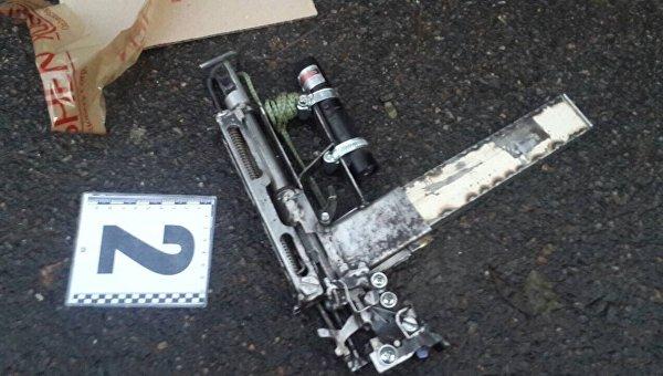 Стало известно, из какого оружия открыл огонь преступник в Одессе