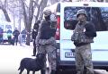 Стрельба в Одессе: полиция показала оперативные кадры. Видео