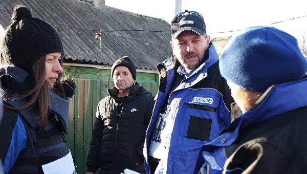 Погибший наблюдатель ОБСЕ, гражданин Молдавии Виталий Зара