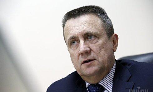 Адмирал ВМС Украины Игорь Кабаненко