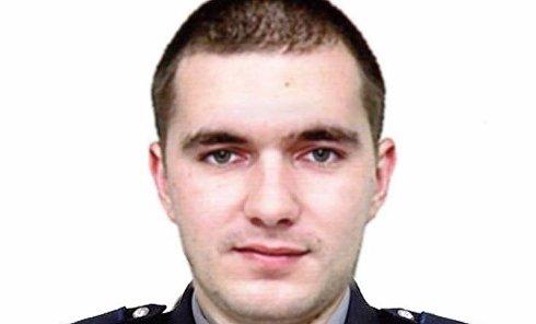 Погибший при перестрелке в Одессе старший лейтенант Сергей Пригарин