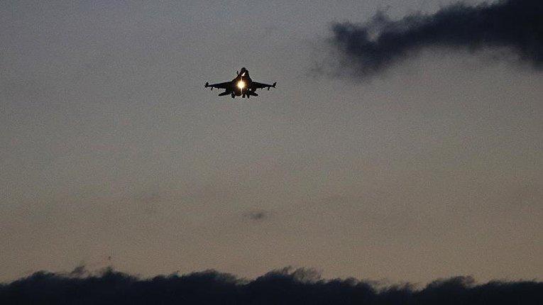Турецкие ВВС, операция Оливковая ветвь в сирийском Африне
