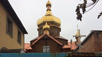 Запорожский храм, где священник отказался отпевать ребенка