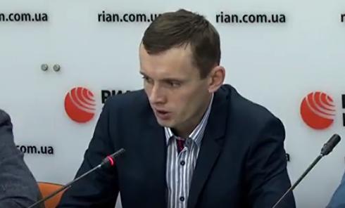 Реинтеграция Донбасса. Бортник о законе об управлении войной. Видео