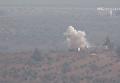 Появились кадры уничтожения турецкого танка в сирийском Африне. Видео