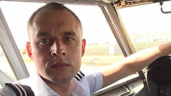 Авиадиспетчер Тарас Куринный, спасенный в Кабуле