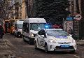 Одесситы простились с участковым полицейским, погибшим в перестрелке