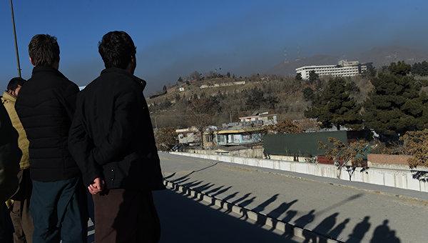 Теракт в Кабуле, в результате которого погибли граждане Украины