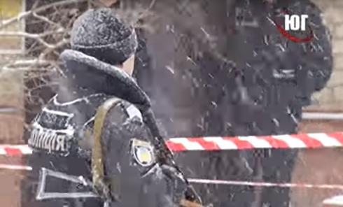 Взрыв в Бердянске: появилось первое видео с места ЧП