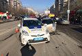 Задержание грабителей в Одессе, 23 января 2018