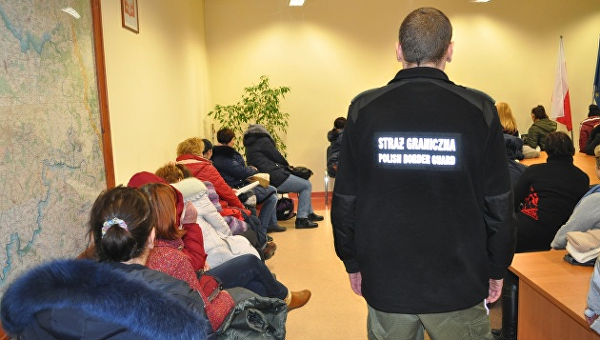 Нелегально работающие украинцы в Польше
