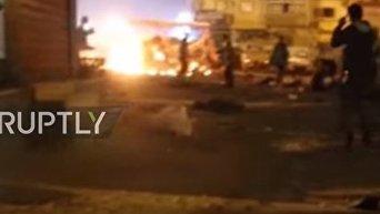 Теракт в Бенгази. Видео