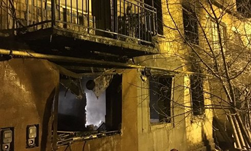 Под Киевом в двухэтажном жилом доме взорвался газ