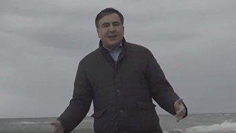 Михаил Саакашвили снял фильм