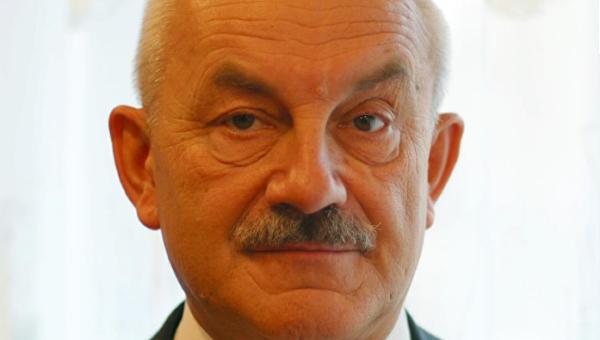 Экономист Виктор Лисицкий. Архивное фото