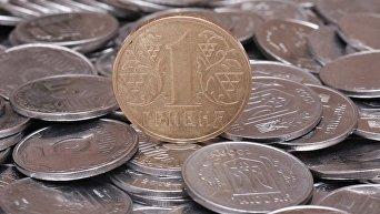 Одна гривна, монета