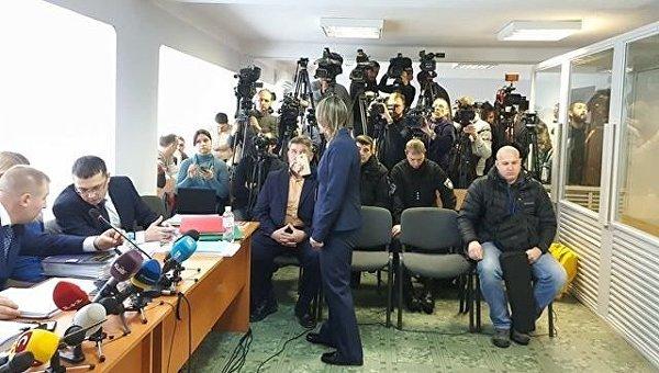 Суд по делу Виктора Януковича