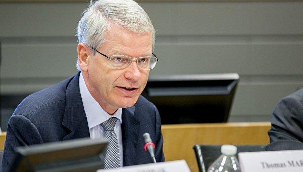 Секретарь Венецианской комиссии Томас Маркерт