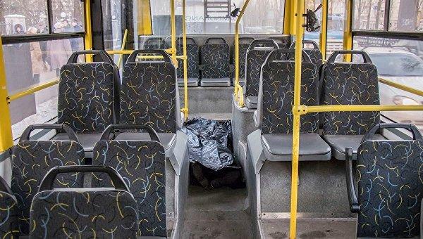 В троллейбусе в центре Киева умер мужчина
