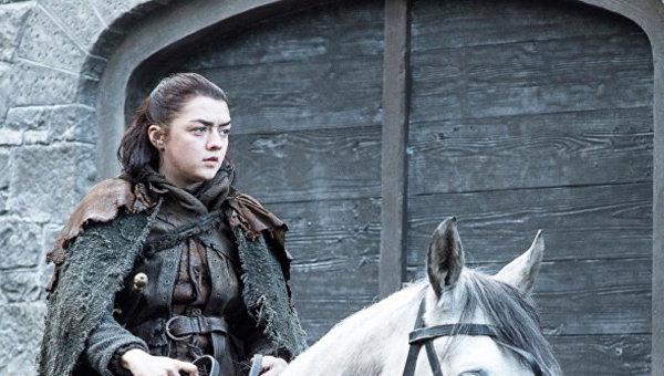 Звезда «Игры престолов» сообщила овыходе восьмого сезона ксередине весны 2019