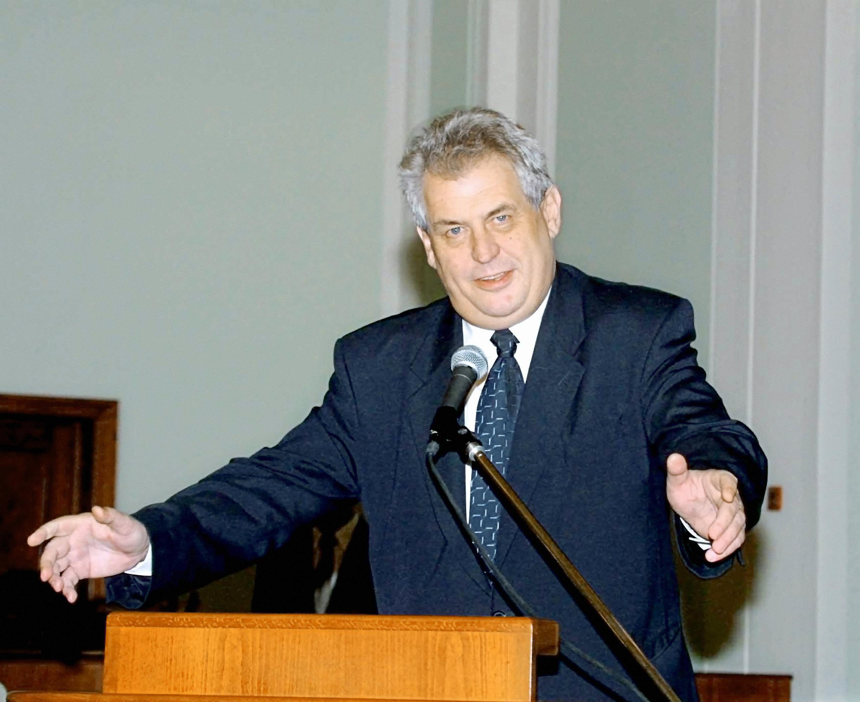ВЧехии завершился второй тур выборов президента