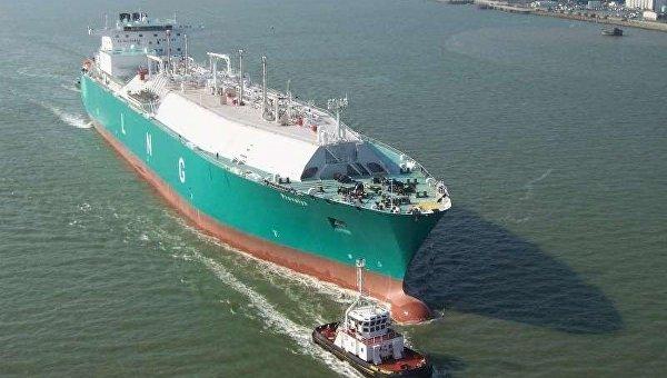 2-ой танкер с русским СПГ готовится котправке вСША