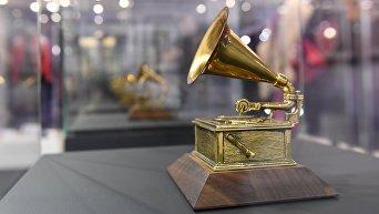 Награда Американской академии звукозаписи Grammy граммофон