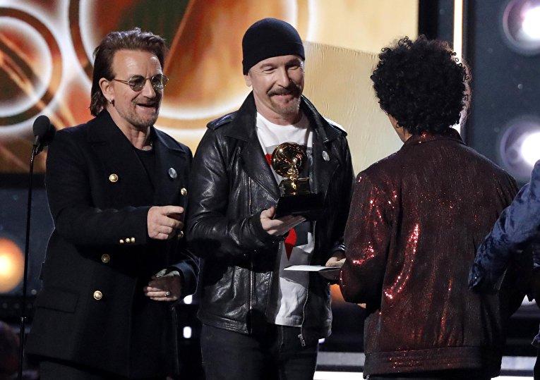 60-я ежегодная церемония вручения наград музыкальной премии Грэмми