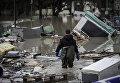 Наводнение в Париже достигло своего пика