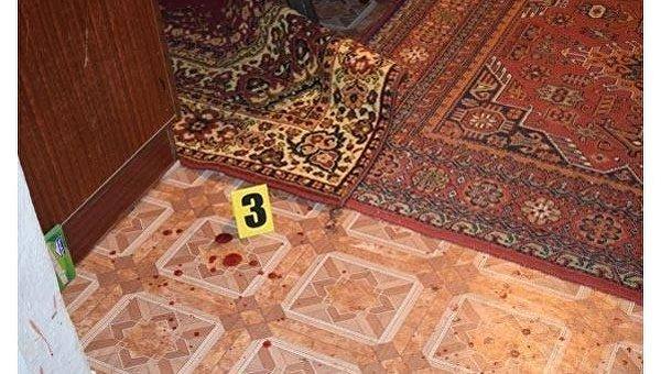 На месте убийства в Винницкой области