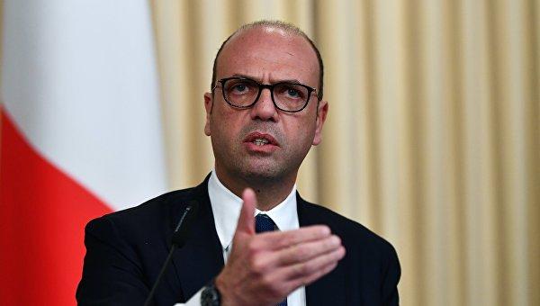 Руководитель МИД Италии совершит рабочую поездку в РФ и вгосударство Украину