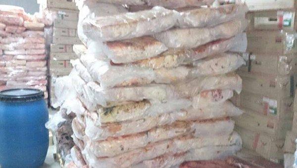 ВЖитомирской области детей кормили опасным мясом