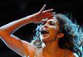 Американская актриса и певица Дженнифер Лопес. Архивное фото