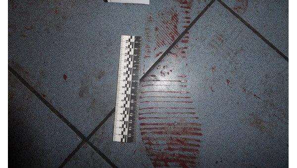 Убийство военного в киевском ресторане