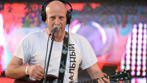 Музыкант Захар Май в Москве. Архивное фото