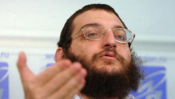 Руководитель Департамента общественных связей Федерации еврейских общин России Борух Горин. Архивное фото