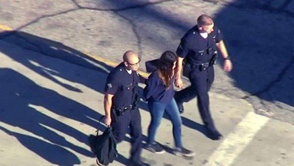 Стрельба в школе Лос-Анджелеса