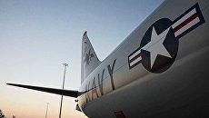 Патрульный противолодочный самолет P-8A Poseidon США. Архивное фото
