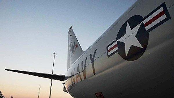 Самолеты США провели разведку возле побережья Крыма - СМИ