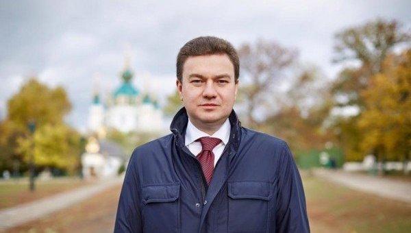 Глава партии Возрождение, нардеп Виктор Бондарь
