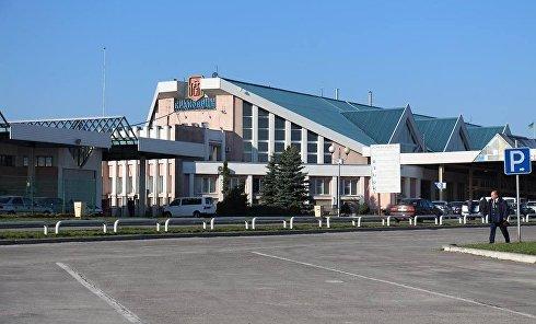 "На КПП ""Краковец"""
