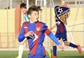 Игрок юношеской команды Альсира Начо Барбера