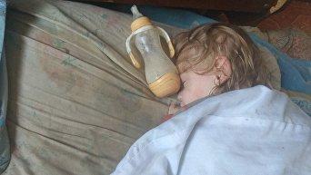 В Одессе дети жили в ужасных условиях