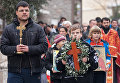 Празднование Крещения Господня в Черногории. Архивное фото