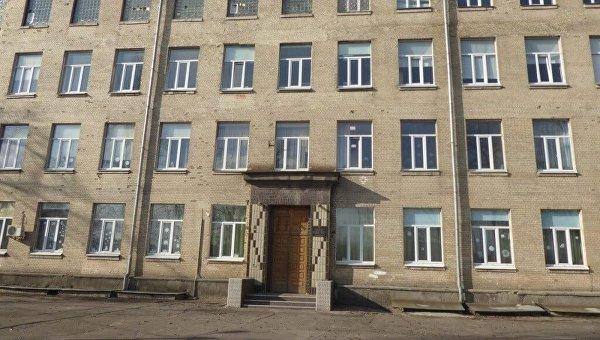 Школа, которую заминировали в Киеве 6 февраля 2018